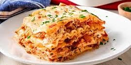 Free Community Meal - Lasagna
