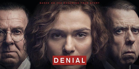 Holocaust Memorial Day 2019 Special screening of: DENIAL tickets