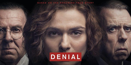 Holocaust Memorial Day 2019 Special screening of: DENIAL