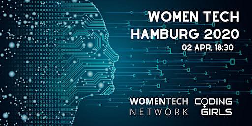 WomenTech Hamburg 2020 (Partner Tickets)