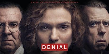 Holocaust Memorial Day 2019 Special screening of: DENIAL tickets