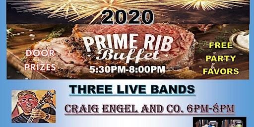 Big Daddy Joe's New Years Eve 2020
