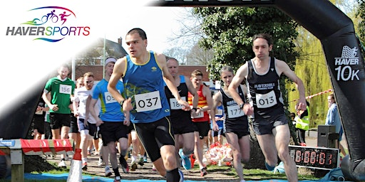 Haverhill Runs - the Haverhill Running Festival 2020