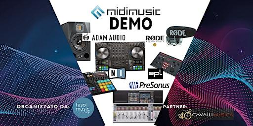 MIDI MUSIC DEMO