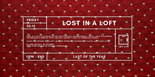 Lost In A Loft : Last of the Year