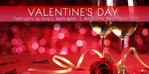 Valentine's Dinner & Comedy Show at Andiamo