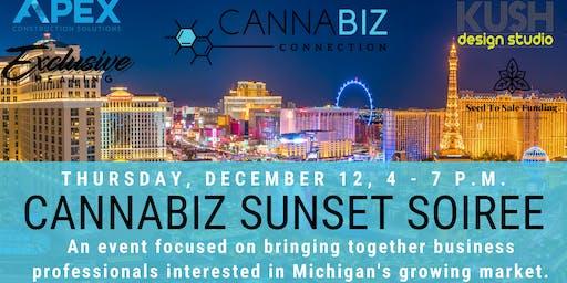Cannabiz Connection Sunset Soiree at MJBizCon