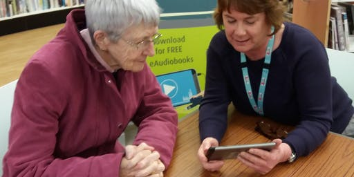 Digital Drop-In (Barnoldswick) #digiskills