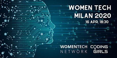 WomenTech Milan 2020 (Partner Tickets) biglietti