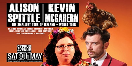 Alison Spittle + Kevin McGahern - new date to be announced tickets