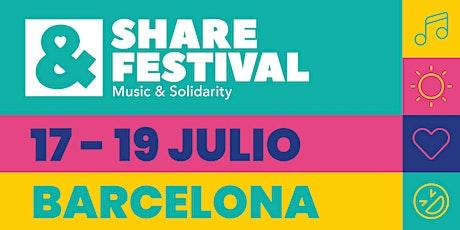 SHARE Festival 2020 | Abonos 17-19 Julio entradas