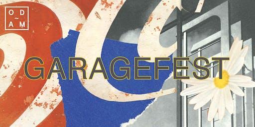 Garagefest x ODAM