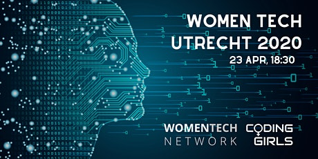 WomenTech Utrecht 2020 (Partner Tickets) tickets