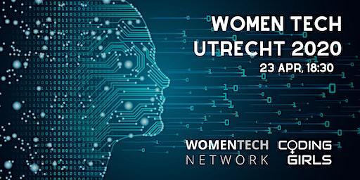 WomenTech Utrecht 2020 (Partner Tickets)