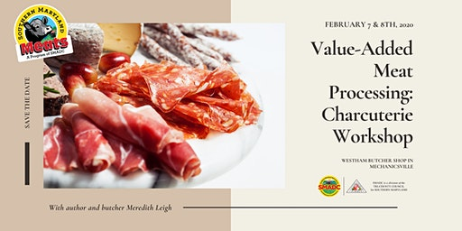 Value-Added Meat Processing: Charcuterie Workshop