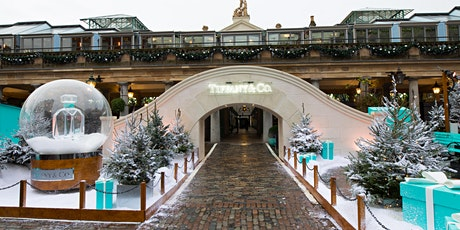Tiffany & Co. Scented Winter Wonderland & Ice Skating tickets