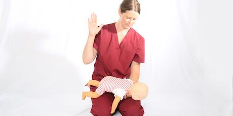Baby & Child First Aid in Amersham tickets