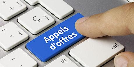 stage DÉCROCHER DES MARCHÉS PUBLICS billets