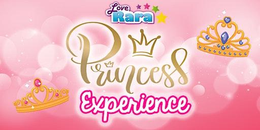 VIP Princess Experience