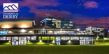 University of Derby Open Day - 22 February 2020 (Derby Campus) tickets