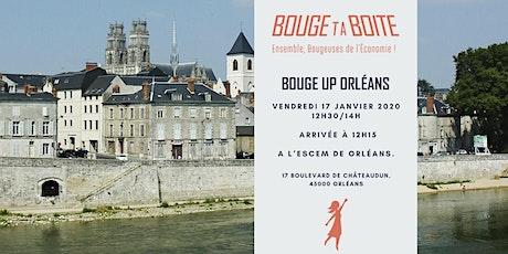 Réunion découverte du réseau business féminin Bouge ta Boite  à Orléans billets