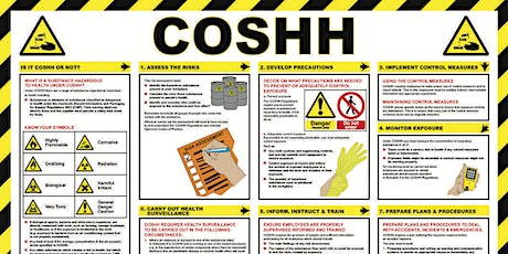 Cleaning Principles and COSHH Funded Course - Staveley tickets