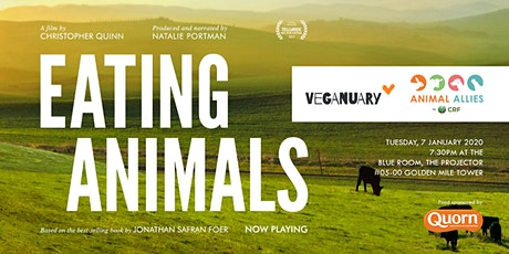 Premiere Screening of Eating Animals (Veganuary 2020) tickets