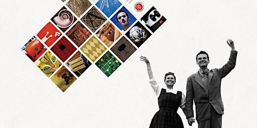 Meekijken naar Eames: the architect and the painter