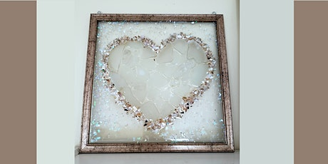 Everlasting Sea Glass Heart Workshop tickets