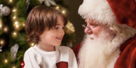 Santa Photography at Hawaiian's Bassendean tickets