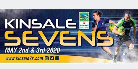 Heineken Kinsale 7s 2020 tickets