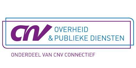 Vitaal en veilig aan het werk: Jaardag CNV Overheid en Publieke Diensten 2020 tickets