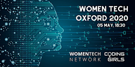 WomenTech Oxford 2020 (Partner Tickets) tickets