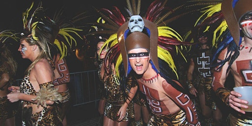 Sitges Carnival gets Stoked 2020
