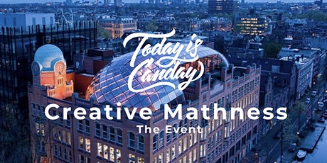 Creative Mathness - How data drives campaigns to impact. tickets