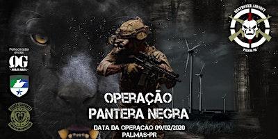OPERAÇÃO PANTERA NEGRA