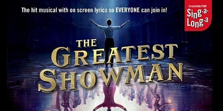 The Greatest Showman Singalong - Adults Only tickets