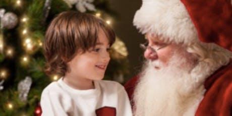 Santa Photography at Hawaiian's Forrestfield tickets