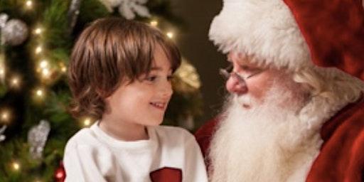Santa Photography at Hawaiian's Forrestfield