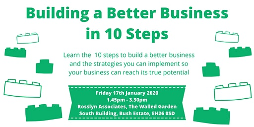 Building a Better Business in 10 Steps