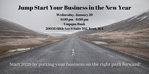 Jump Start Your Business in the New Year