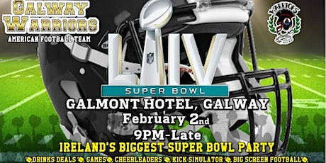 Superbowl Party  Galway tickets