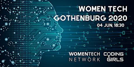 WomenTech Gothenburg 2020 (Partner Tickets) tickets