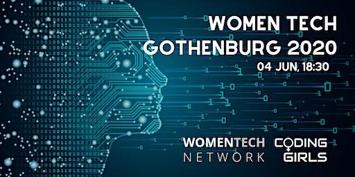 WomenTech Gothenburg 2020 (Partner Tickets)