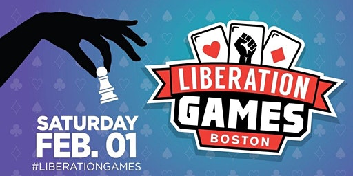 Boston Liberation Games