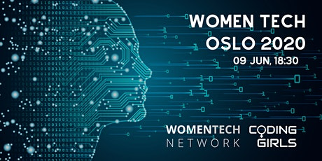 WomenTech Oslo 2020 (Partner Tickets) tickets