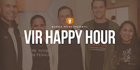 Bunker Brews Los Angeles: VIR Happy Hour tickets