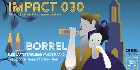 IMPACT030 Borrel tickets