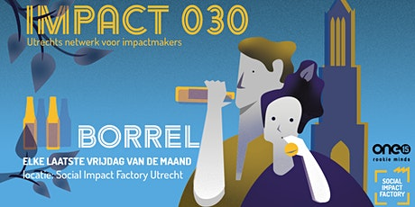 IMPACT030 Borrel tickets