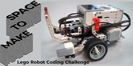 Lego Robot Coding Challenge tickets